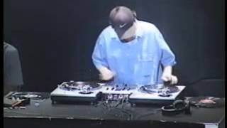 DJ AKAKABE 1998 DMC JAPAN FINAL