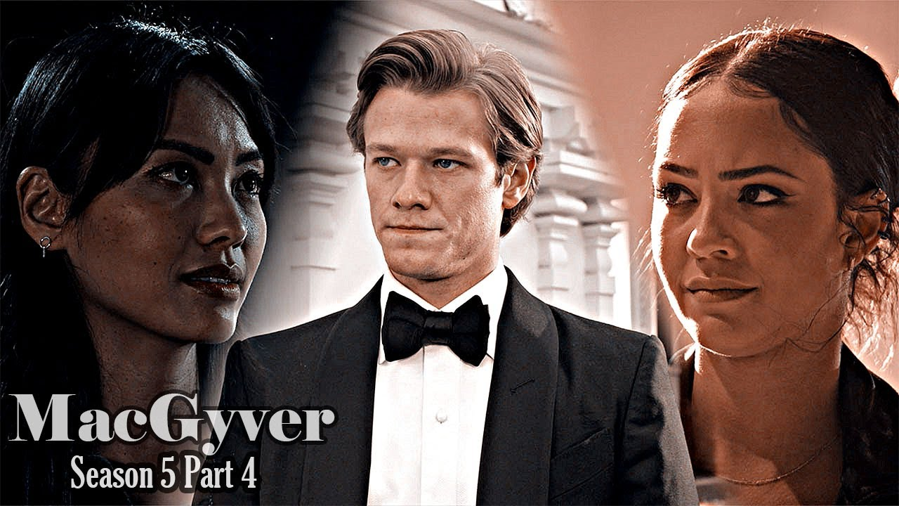 Download MacGyver Season 5 Part 4 (Episode 10, 11, 12) - In The End