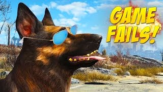 Thanks Dogmeat (Game Fails #102)