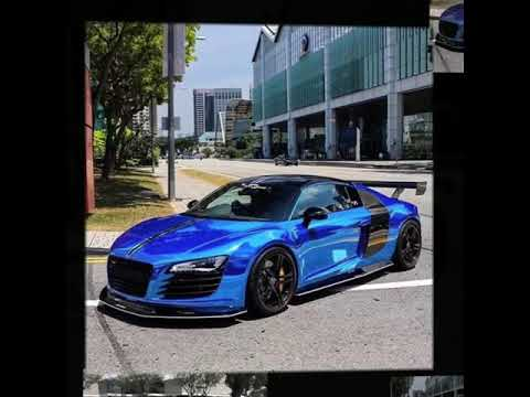 cool super cars wraps youtube