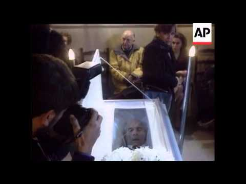 Germany/Chile - Honecker Funeral