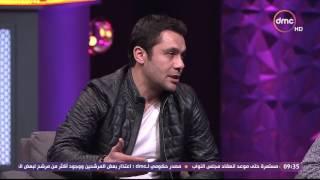 عيش الليلة - محمد بركات لأحمد حسن: ( انت وصلت بعقل ) وأحمد حسن: ( أخبار مطعم السمك ايه )
