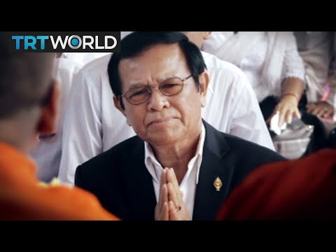 Cambodia's opposition crackdown