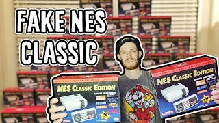 Fake NES Classic Review