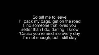 Noah Cyrus ft. Leon Bridges- July Lyrics