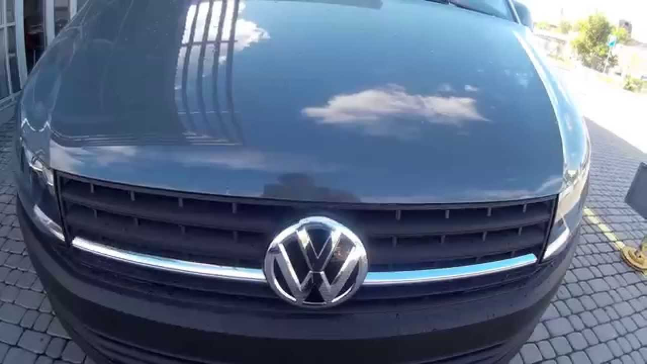 new volkswagen transporter t6 kombi 2 0 tdi youtube. Black Bedroom Furniture Sets. Home Design Ideas