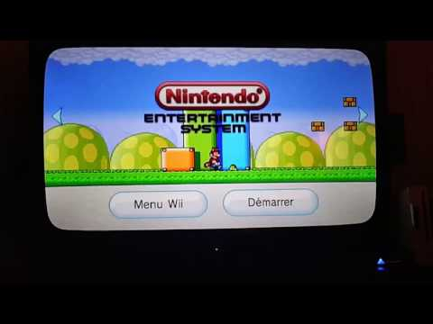 FCE Ultra GX - NES Wii forwarder preview + WAD Download