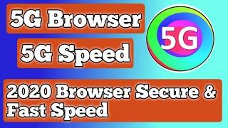 5G Browser  Smart and Fast explorer | Internet Browser 2020 | Fast internet explorer screenshot 1