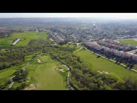 Oceanside, CA - Arrowood Golf Course Drone Video | DJI Mavic Pro