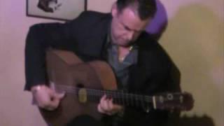 Juan Moro performs Granadinas