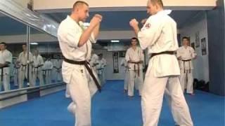 Уроки каратэ киокушинкай (видео). Часть 4