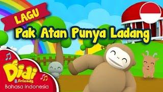 Lagu Anak-Anak Indonesia   Didi & Friends   Pak Atan Punya Ladang