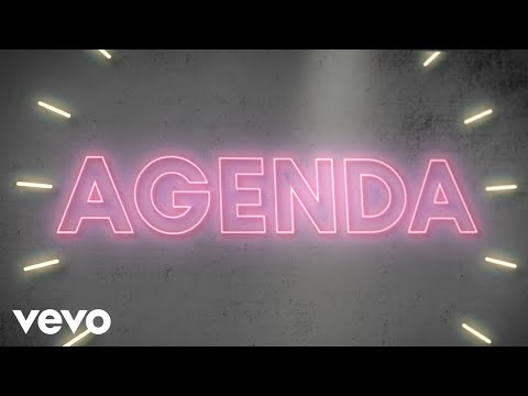 Emma Blackery - Agenda (Lyric Video)