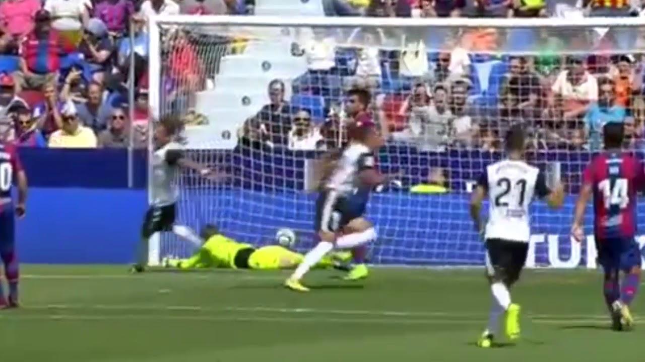 Download Levante 1-1 Valencia CF - Goals & Highlights - 2017/2018 - laliga