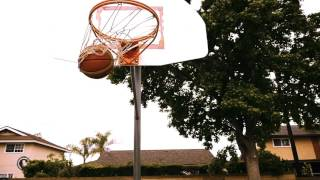 Shooting Hoops At The Park   Cuttwood