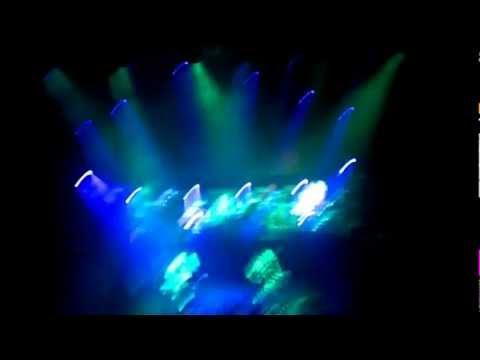 STS9 March --- Rent  2012-10-27 Fox Theater Atlanta, GA