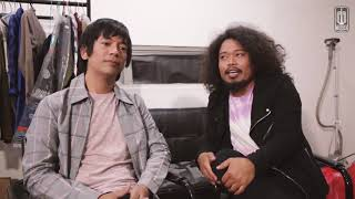 "Behind The Scene Video Klip ""Ingin Lekas Memelukmu Lagi"" - D'MASIV Feat Pusakata"