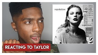 taylor swift   ready for it? reaction jayden alexander