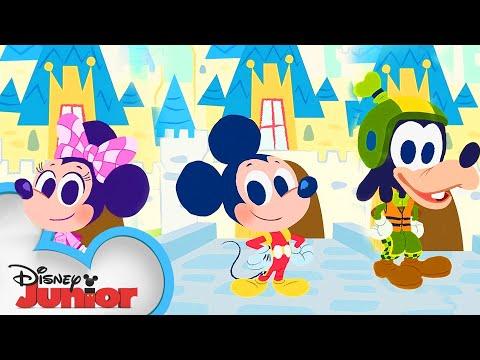 Mickey Nursery Rhymes! | 🎼  Disney Junior Music Nursery Rhymes | Disney Junior