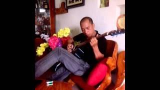 Guitar ca sỹ Trần Tâm Quảng Trị  chơi bolero part01
