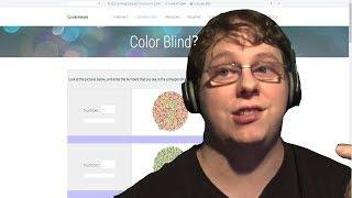 Is BlitzVersion1 Color Blind???