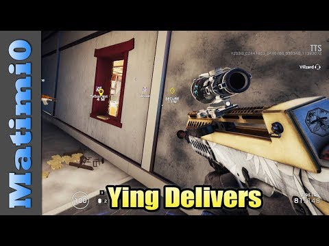 Ying Delivers - Rainbow Six Siege