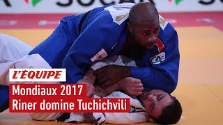 Video Judo - ChM (H) : Riner éteint Tuchichvili download MP3, 3GP, MP4, WEBM, AVI, FLV Desember 2017