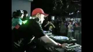 E-RAYzor @ Resurrection, Sep. 24, 2010 (Evolution Night Club) Brooklyn, NY - Part 2