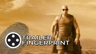 Riddick - Trailer Fingerprint