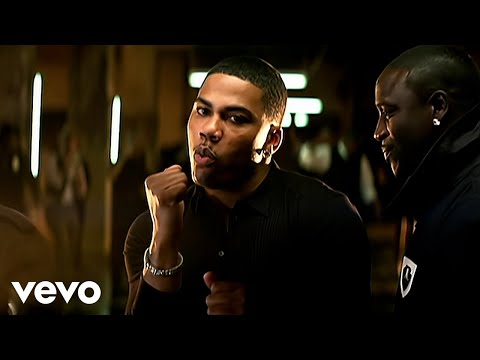 Nelly - Move That Body ft. T-Pain, Akon (Official Video)
