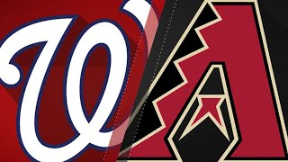Adams' 11th-inning single leads Nats to win: 5/10/18