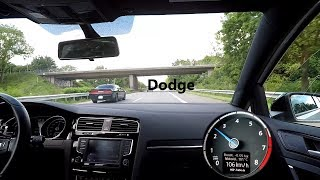 Golf 7 R HGP - Dodge - Autobahn