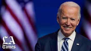 Joe Biden turns 78 and is set to become the oldest U.S. president