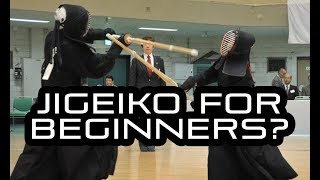 [KENDO RANT] - Jigeiko for Beginners? Bokuto Kihon No.4?