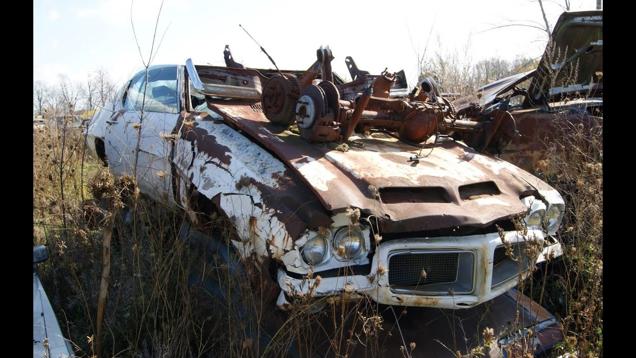 Car scrap parts near me