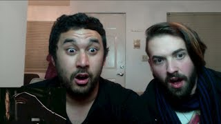 TRANSCENDENCE TRAILER REACTION!!!