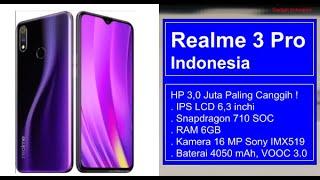 Realme 3 Pro - RESMI Harga dan Spesifikasi.