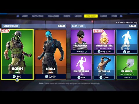 NEW SKINS TODAY?! ITEM SHOP COUNTDOWN! // 2000+ Wins // Fortnite Gameplay - (PS4 PRO) thumbnail