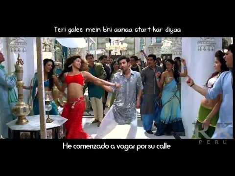 Dilli Wali Girlfriend - Yeh Jawani Hai Deewani - subtitulado al español