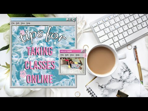 Tips for Taking Classes Online from YouTube · Duration:  3 minutes 26 seconds