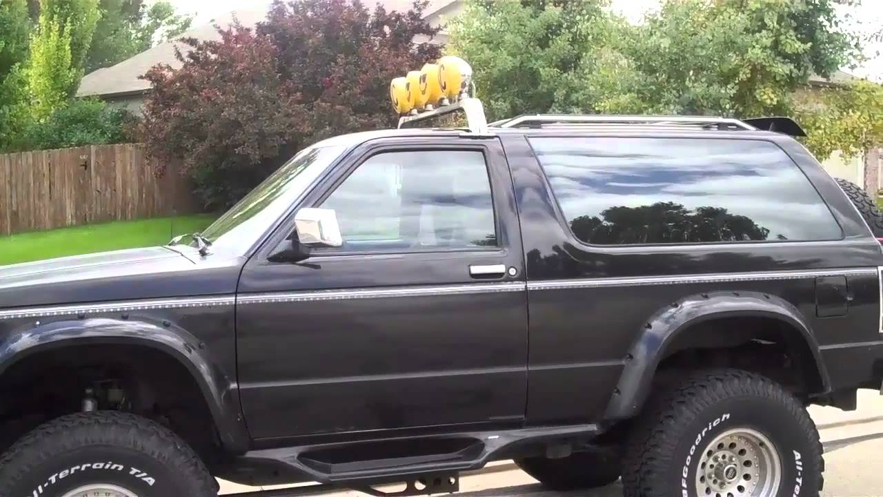 1989 Gmc S 15 Jimmy 9 Inch Lift 35 Inch Bfg S 4 3 V 6