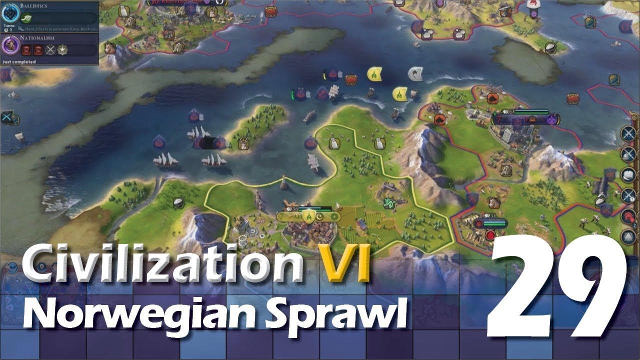 civilization 6 holy war youtube