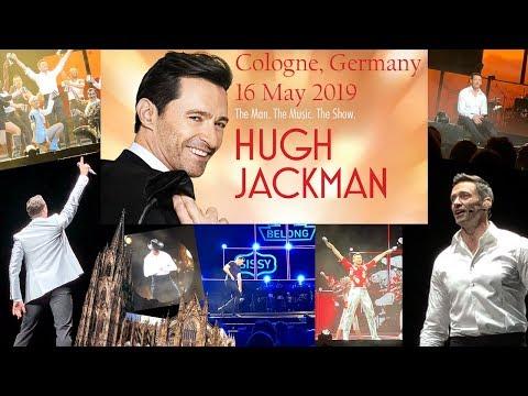 Hugh Jackman World Tour 2019 (Cologne, 16 May 2019)