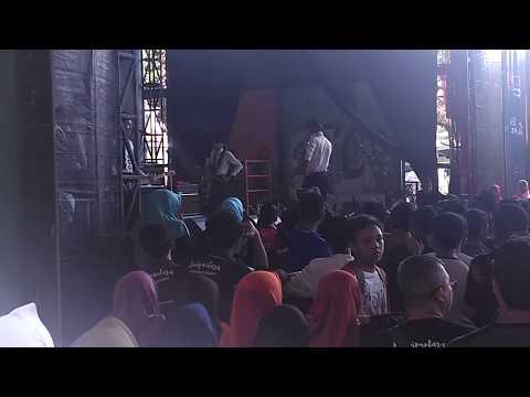 Keseruan the Changcuters in SMAN 1 Tasikmalaya