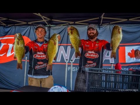 FLW Canada Championship - First Place - [Big Rideau]