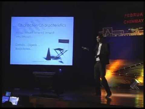 TEDxVelammal - Sudhish Kamath - 2/9/10