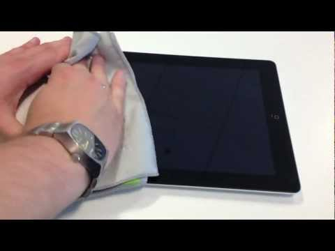 Screen Cleaner & Clean iPad - iSoL Plus Screen Cleaning
