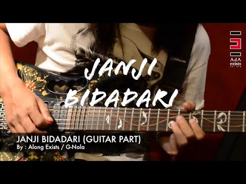 janji-bidadari-exist-guitar-intro-solo