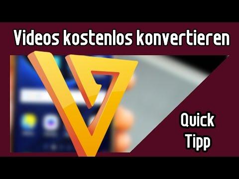Videos konvertieren und schneiden KOSTENLOS | Konverter für alle gängigen Formate