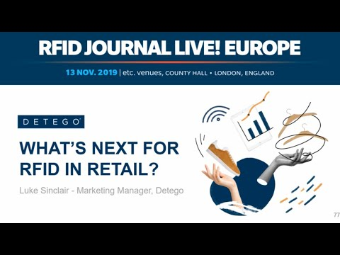 What's Next For RFID In Retail? (RFID Journal Live! Europe)